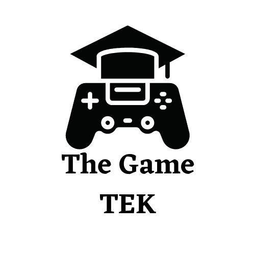 The Game Tek Logo, thegametek.com