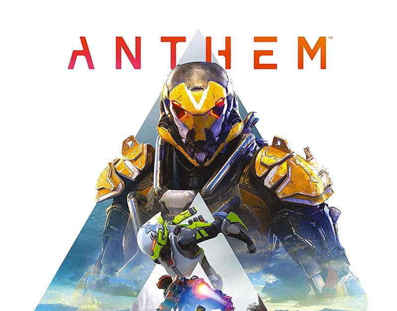 Anthem (Xbox One), The Game Tek, thegametek.com