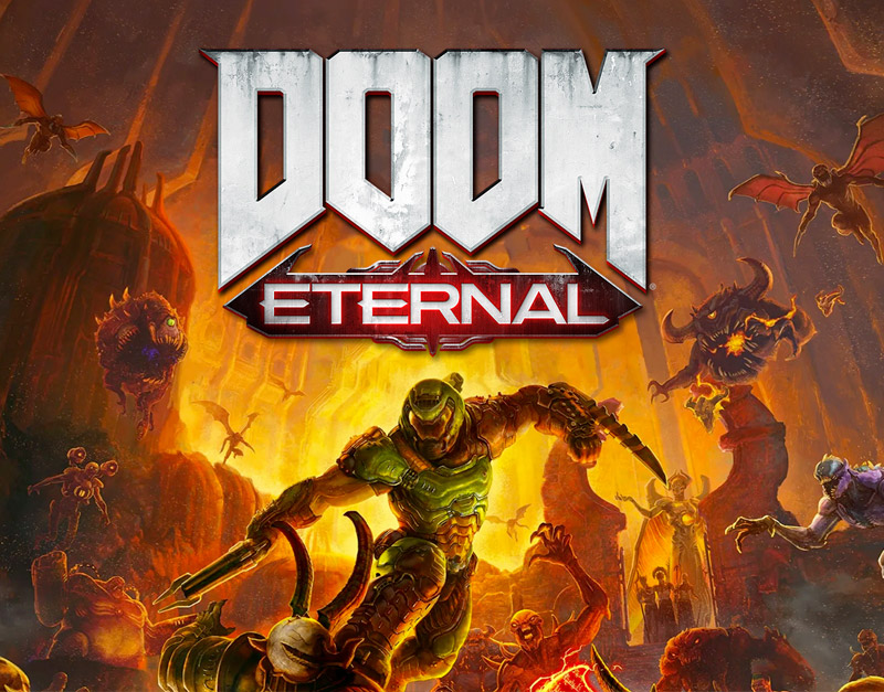 DOOM Eternal Standard Edition (Xbox One), The Game Tek, thegametek.com