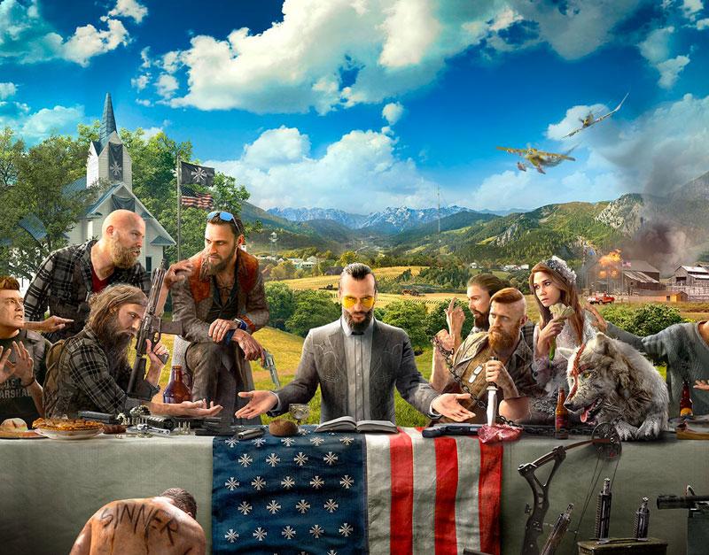 Far Cry 5 - Gold Edition (Xbox One), The Game Tek, thegametek.com