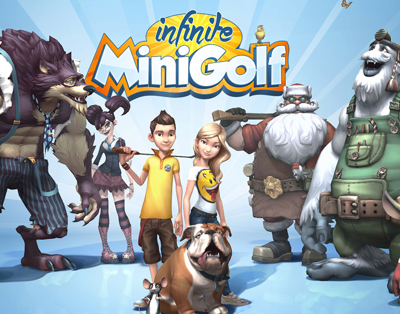 Infinite Minigolf (Xbox One), The Game Tek, thegametek.com