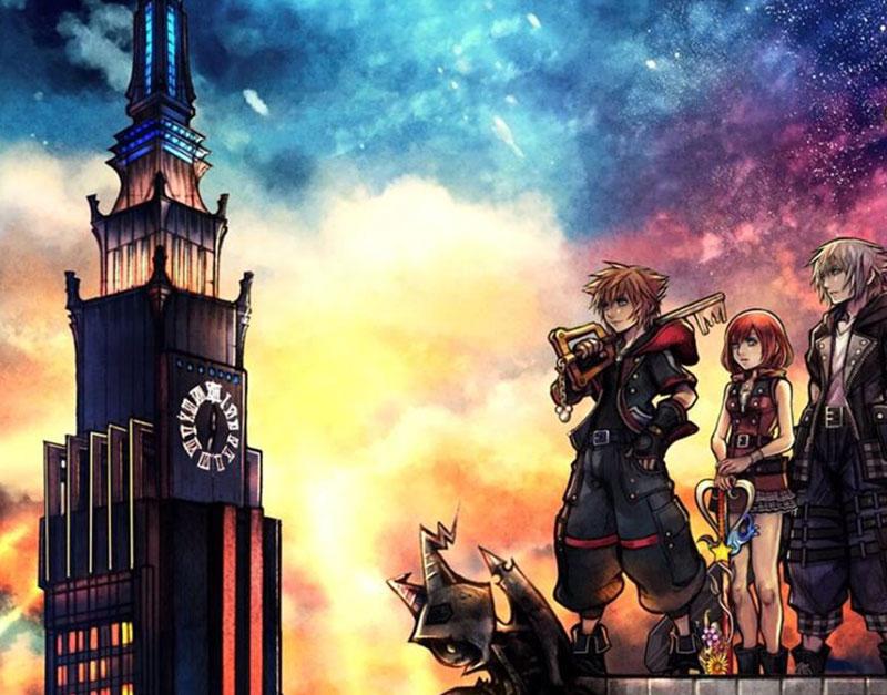 Kingdom Hearts 3 (Xbox One), The Game Tek, thegametek.com