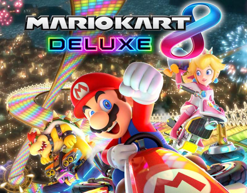 Mario Kart 8 Deluxe (Nintendo), The Game Tek, thegametek.com