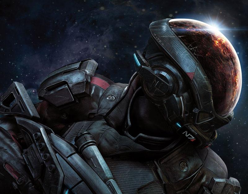 Mass Effect Andromeda - Standard Recruit Edition (Xbox One), The Game Tek, thegametek.com