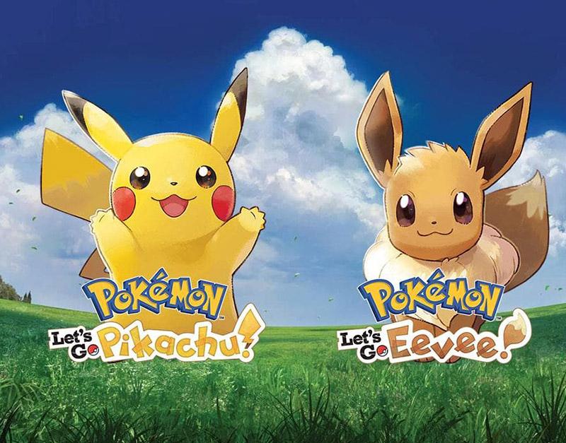 Pokemon Let's Go Eevee! (Nintendo), The Game Tek, thegametek.com