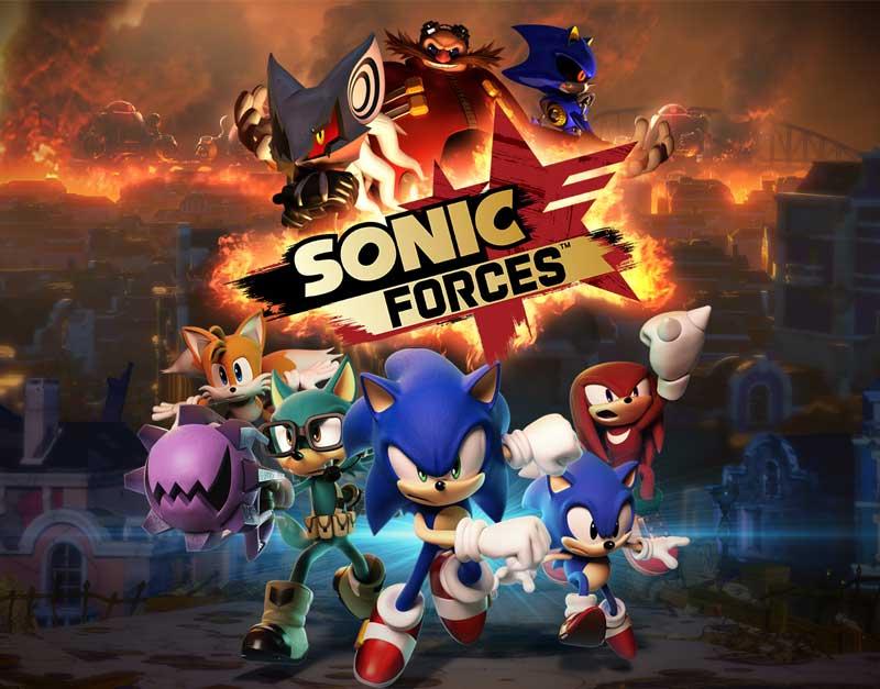 SONIC FORCES™ Digital Standard Edition (Xbox Game EU), The Game Tek, thegametek.com