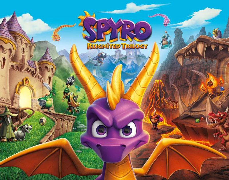 Spyro Reignited Trilogy (Xbox One), The Game Tek, thegametek.com