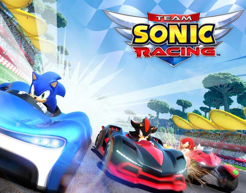 Team Sonic Racing™ (Xbox Game EU), The Game Tek, thegametek.com