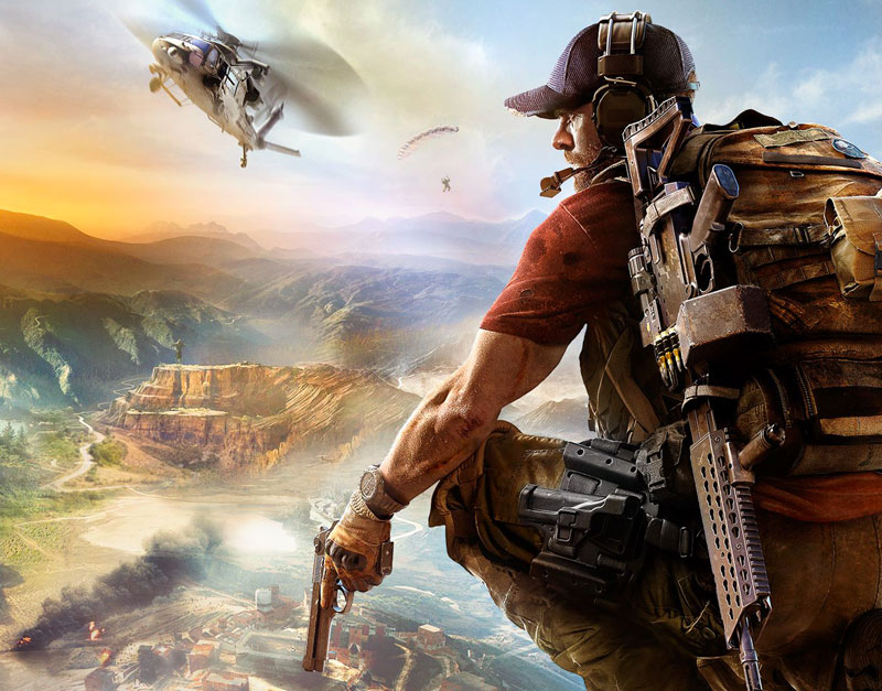 Tom Clancy's Ghost Recon Wildlands - Deluxe Edition (Xbox One), The Game Tek, thegametek.com