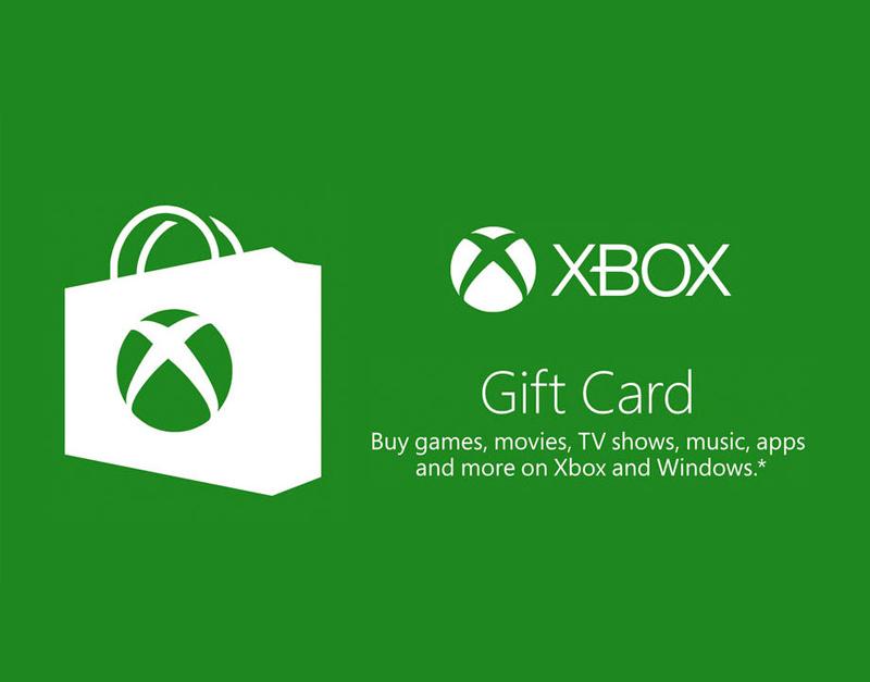 Xbox Live Gift Card, The Game Tek, thegametek.com