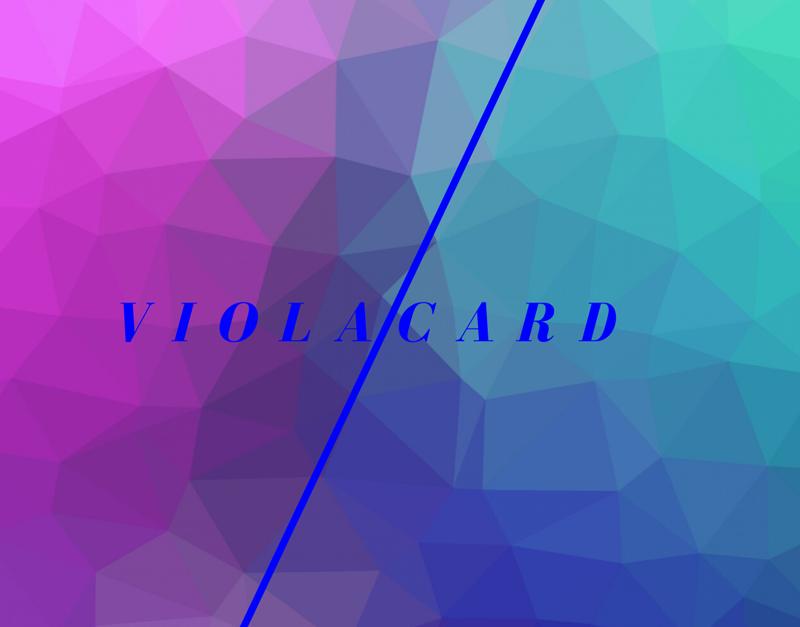 ViolaCard, The Game Tek, thegametek.com